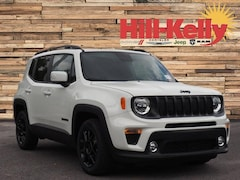 New 2019 Jeep Renegade ALTITUDE FWD Sport Utility for Sale in Pensacola near Milton, FL, at Hill Kelly Dodge Chrysler Jeep Ram