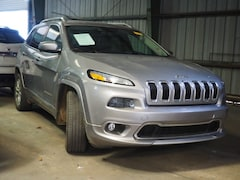 Used 2017 Jeep Cherokee Overland SUV T787791 for Sale near Gulf Breeze, FL, at Hill-Kelly Dodge Chrysler Jeep Ram