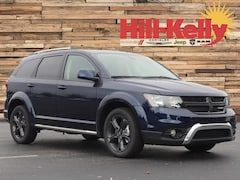 New 2018 Dodge Journey CROSSROAD Sport Utility 780318 for Sale in Pensacola near Milton, FL, at Hill Kelly Dodge Chrysler Jeep Ram