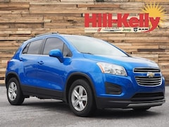 Used 2015 Chevrolet Trax LT SUV T789661 for Sale in Pensacola at Hill Kelly Dodge Chrysler Jeep Ram