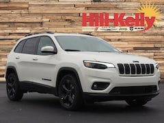 New 2019 Jeep Cherokee ALTITUDE FWD Sport Utility 79493 for Sale in Pensacola, FL, at Hill Kelly Dodge Chrysler Jeep Ram