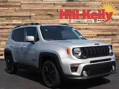 New 2019 Jeep Renegade ALTITUDE FWD Sport Utility 79922 for Sale in Pensacola near Milton, FL, at Hill Kelly Dodge Chrysler Jeep Ram