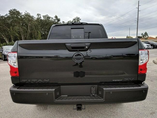 New 2019 Nissan Titan For Sale in Orlando & Winter Haven FL Area