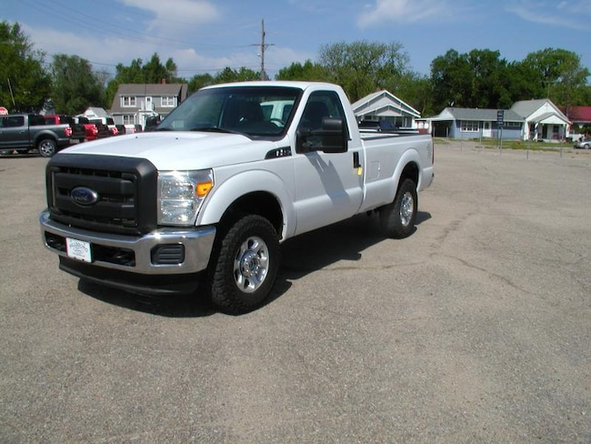2013 Ford Super Duty F-250 SRW Long Bed Truck