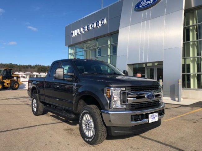 2019 Ford Super Duty F-350 SRW STX Extended Cab Pickup