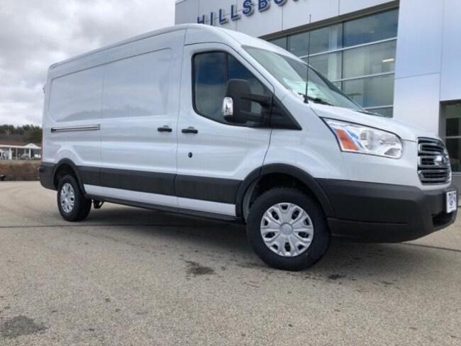 2019 Ford Transit T-350 148 Med Rf 9500 Gvwr Sliding Full-size Cargo Van