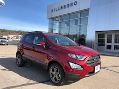 2018 Ford EcoSport SES 4WD Sport Utility