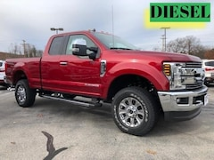 2019 Ford Super Duty F-250 SRW Lariat 4WD Supercab 6.75 Box Extended Cab Pickup