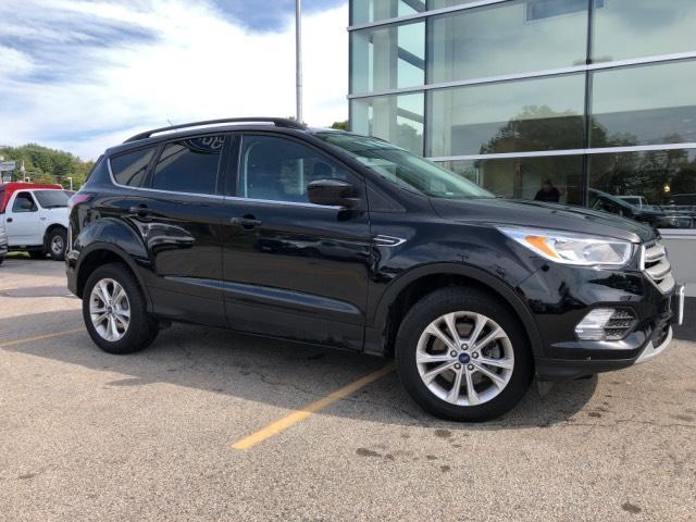 2018 Ford Escape SE 4WD Sport Utility