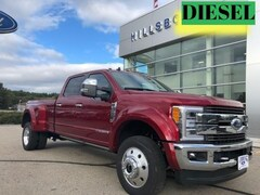 2019 Ford DIESEL Super Duty F-450 DRW King Ranch 4WD Crew Cab 8 Box Crew Cab Pickup