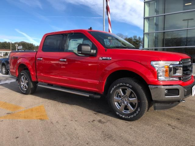 2019 Ford F-150 XLT 4WD Supercrew 5.5 Box Crew Cab Pickup