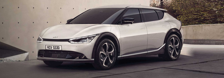 Meet the All-New, All-Electric 2022 Kia EV6
