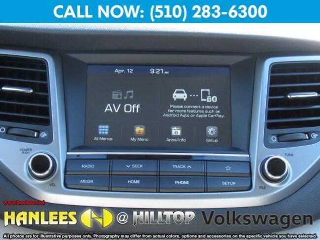 Used 2018 Hyundai Tucson For Sale at Hanlees Hilltop