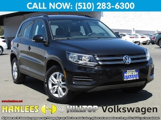 Used Volkswagen Tiguan Richmond Ca