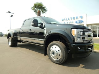 2018 Ford F-450 Limited Truck Crew Cab