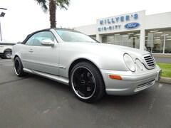 2000 Mercedes-Benz CLK-Class CLK 430 Convertible