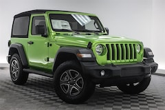 new 2018 Jeep Wrangler SPORT S 4X4 Sport Utility for sale in Hardeeville
