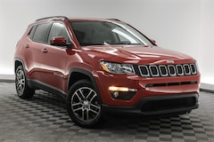 new 2019 Jeep Compass SUN & WHEEL FWD Sport Utility for sale in Hardeeville