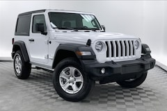 new 2019 Jeep Wrangler SPORT S 4X4 Sport Utility for sale in Hardeeville