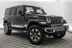 new 2019 Jeep Wrangler UNLIMITED SAHARA 4X4 Sport Utility for sale in Hardeeville