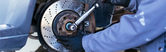 Getting Your Brakes Repaired
