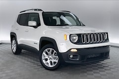 used 2018 Jeep Renegade Latitude FWD SUV for sale in Hardeeville