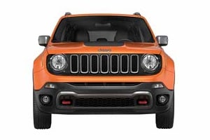 2018 Jeep Renegade in Omaha Orange
