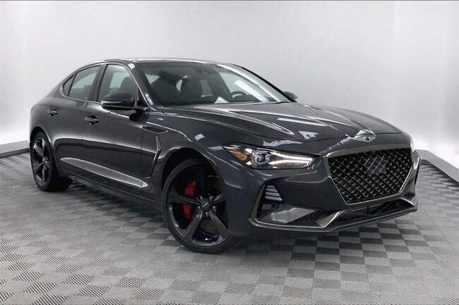 2019 Genesis G70 3.3T Advanced Sedan