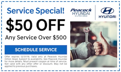$50 off any service over $500