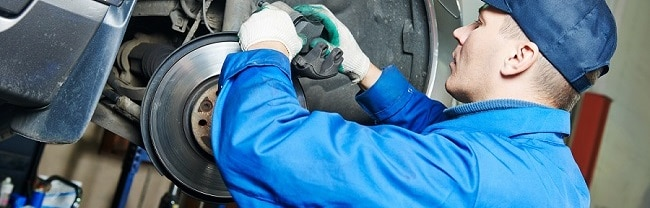 Getting Your Car's Brakes Repaired