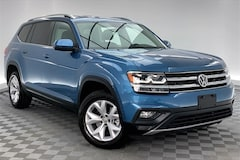Certified Pre-Owned 2019 Volkswagen Atlas 3.6L V6 SE w/Technology 4MOTION SUV for sale in Savannah