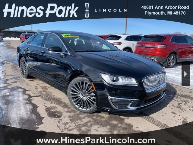 Used Lincoln Mkz Plymouth Mi