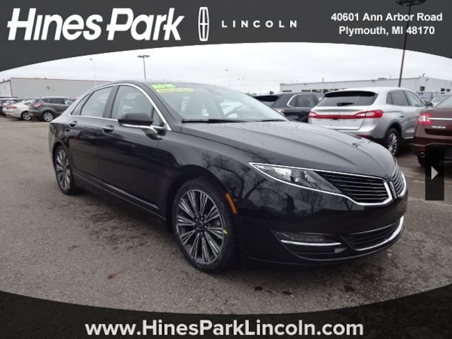 2016 Lincoln MKZ LBL Black Label SEDAN