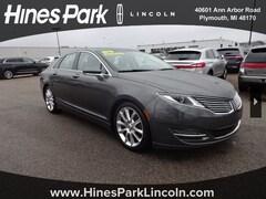 Used 2016 Lincoln MKZ SEDAN