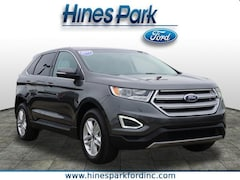 2017 Ford Edge SEL AWD AWD SEL  Crossover