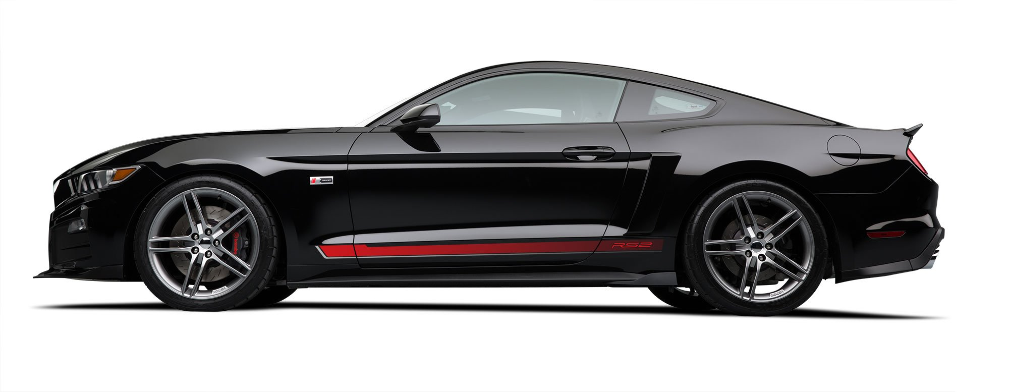 Stage 2 Mustang