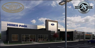 Hines Park Ford