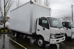 2019 HINO 195 18' Dry Box & Power Lift