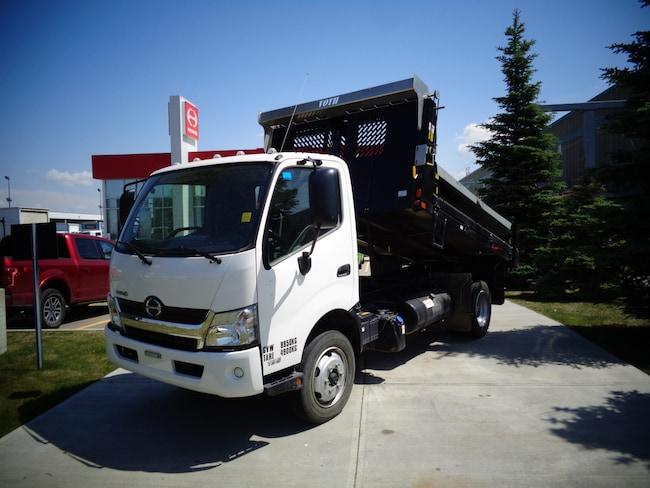 2016 HINO 195-173, Dump Body