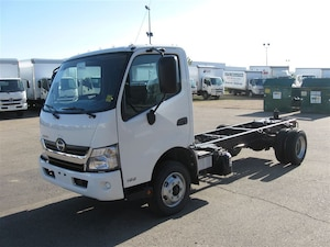 2018 HINO 155-149, Chassis Only -