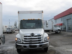 2018 HINO 338/271 24ft, Lift Gate, Ramp