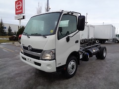 2019 HINO 195-137 cab and chassis
