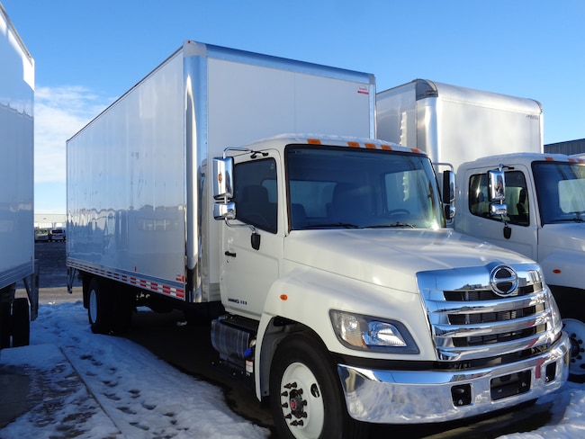 2019 HINO 338/271 24ft, Transit body, Gate, Ramp