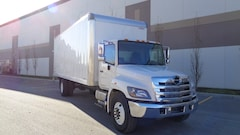 2019 HINO 338-271 24ft Lift gate & ramp