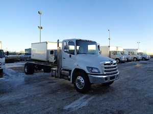 2018 HINO 358/271, Cab/Chassis