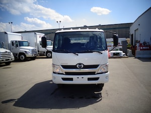 2019 HINO 195-173, Crew/Cab, Cab/Chassis Only