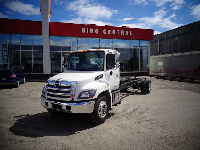 2018 HINO 358/271, Cab/Chassis, Alcoa  Alloy Wheel Set