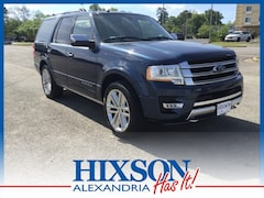 Used 2016 Ford Expedition Platinum Four Wheel Drive SUV for Sale in Alexandria, LA