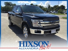 New 2018 Ford F-150 Lariat Truck 4X4 for Sale in Alexandria, LA