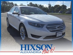 New 2018 Ford Taurus Limited FWD Sedan for Sale in Leesville, LA